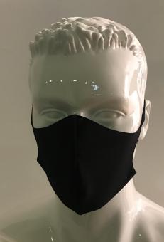 Elastische wiederverwendbare  Gesichtsmaske (Basic)